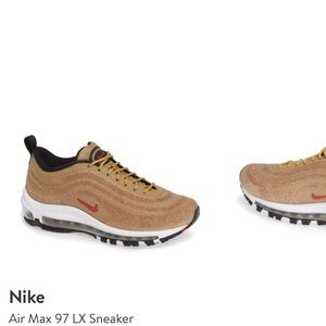 Air Max 97 LXX Women's - Gold Swarovski Crystal